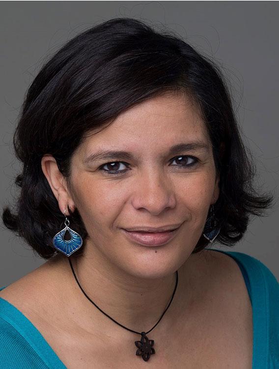 Portrait d'Atika LEBRET