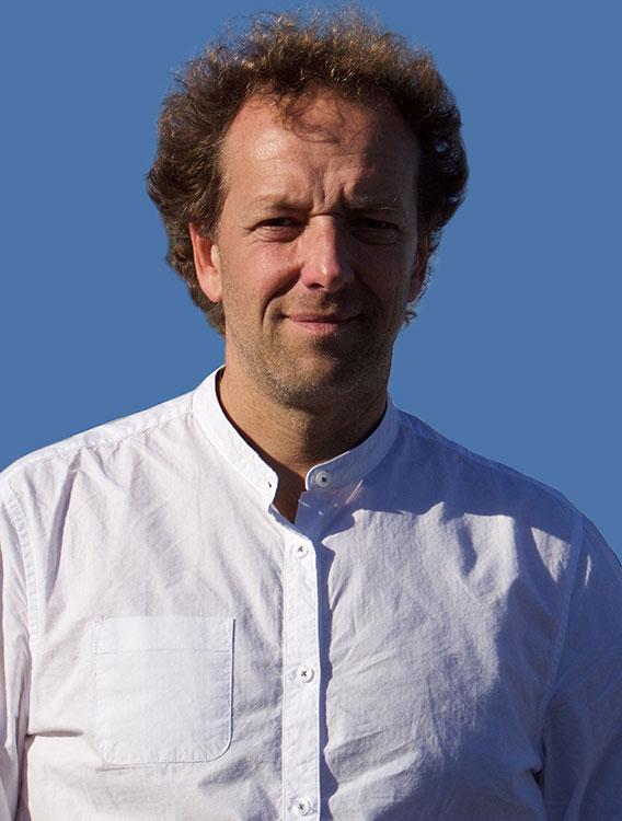 Portrait de François FREY