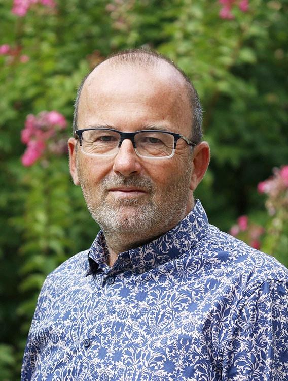 Portrait de Gilles Pérole