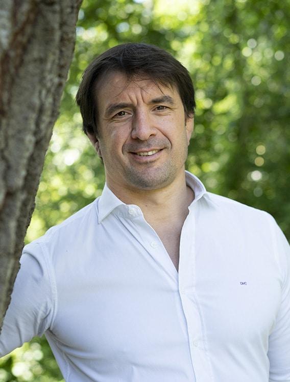 Portrait de Julien Pierre