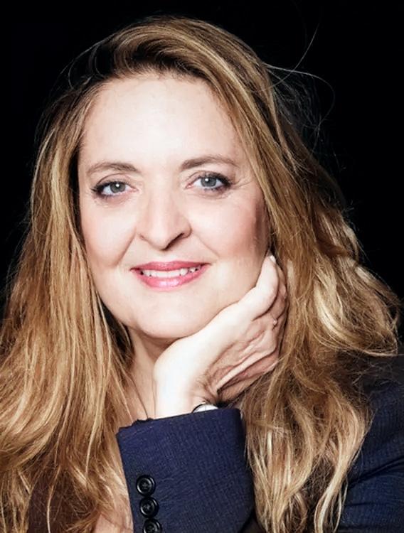 Portrait de Marie-Laure Hubert-Nasser