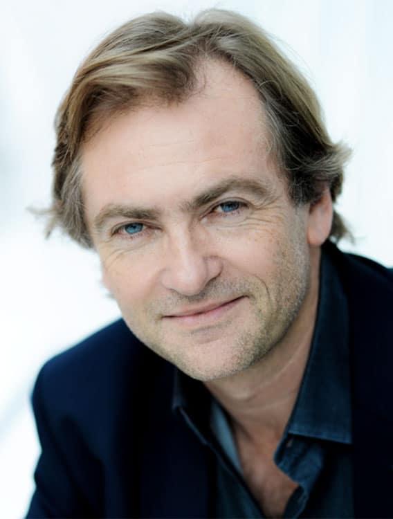 Portrait de Didier van Cauwelaert