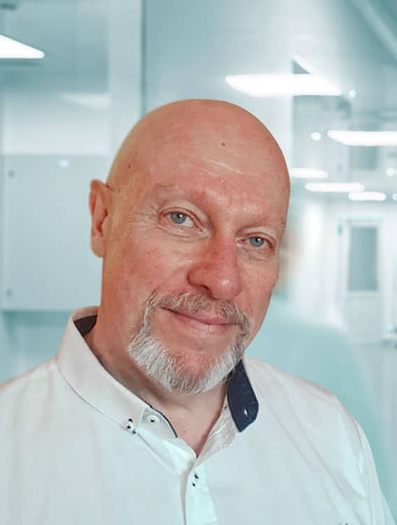 Portrait de Michel Beristain