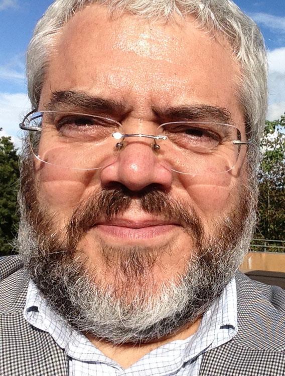 Portrait Jacques Faucher