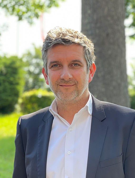 Portrait de Franck Binard