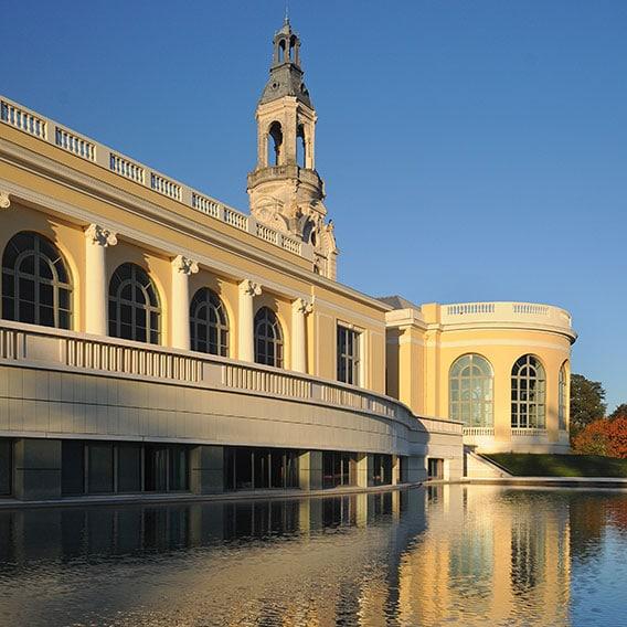 Présentation du Palais Beaumont